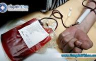 Mỗi lần hiến máu bao nhiêu CC ?