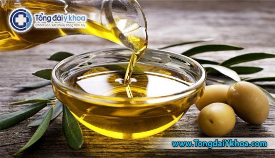 Dầu ô liu là nguồn chất béo không bão hòa duy nhất làm giảm nguy cơ mắc bệnh tim