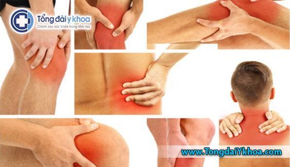 Viêm khớp ảnh hưởng đến chức năng vận động, gây khó khăn trong việc cử động hoặc đi lại sau này, nhất là khi lớn tuổi.