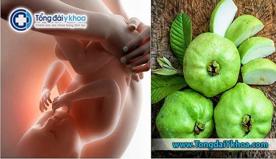 Ổi giúp phát triển hệ thần kinh của em bé và bảo vệ trẻ sơ sinh khỏi các rối loạn thần kinh.