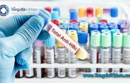 Total Anti HBc dương tính nghĩa là gì ?
