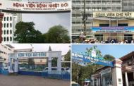 Những bệnh viện tiếp nhận xét nghiệm/ điều trị bệnh do virus Corona - Khu vực miền Nam