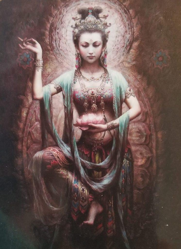 Ma Kuan Yin Compassion