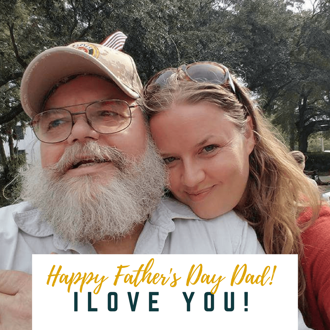 Happy Father's Day Dad!