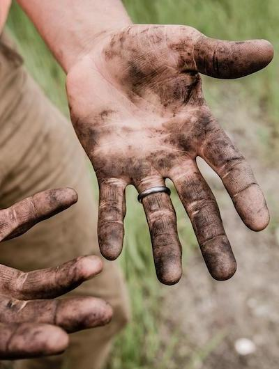Hands in the dirt Boulder health