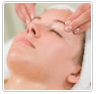 Boulder massage rose face oil