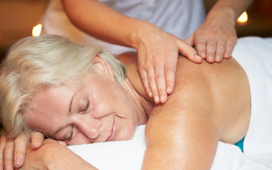 Gentle Massage Denver massage for seniors