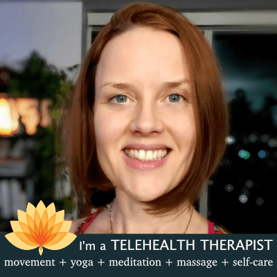 tina tongen - telehealth - offers powerful restorative practices of self-care: yoga, dance, authentic movement, meditation, massage therapy in Denver & Boulder, Colorado