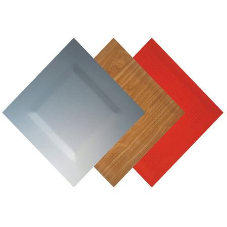 Báo giá trần nhôm nhựa alcorest trần nhôm 600x600
