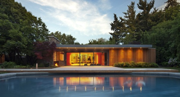 POOL HOUSE, TRONTO