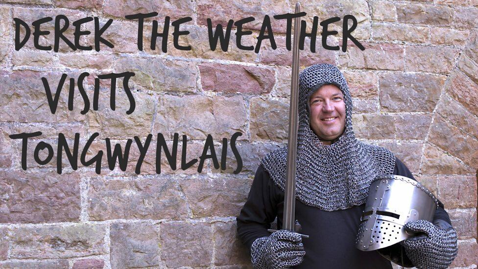 Derek Brockway visits Tongwynlais