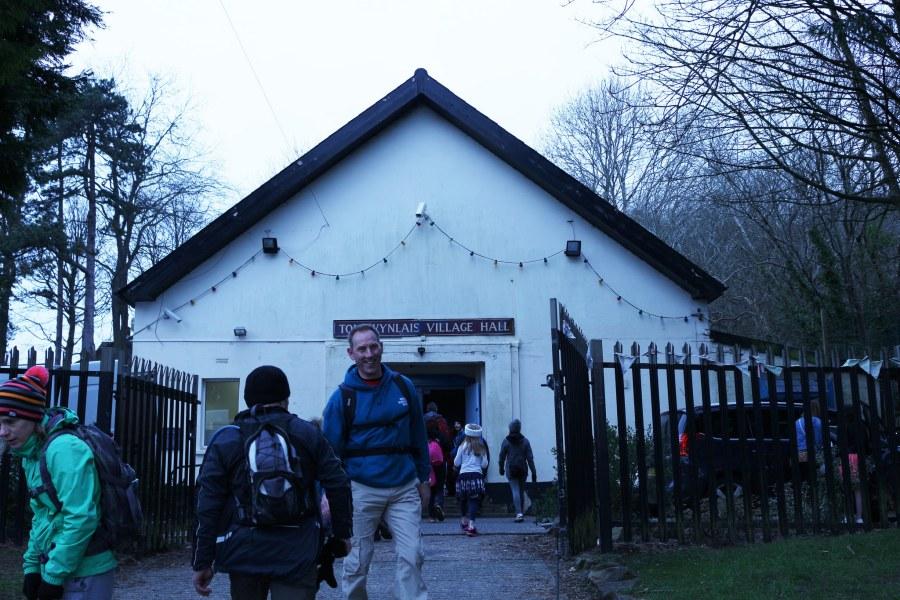 Tongwynlais village hall
