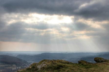 The Garth Mountain
