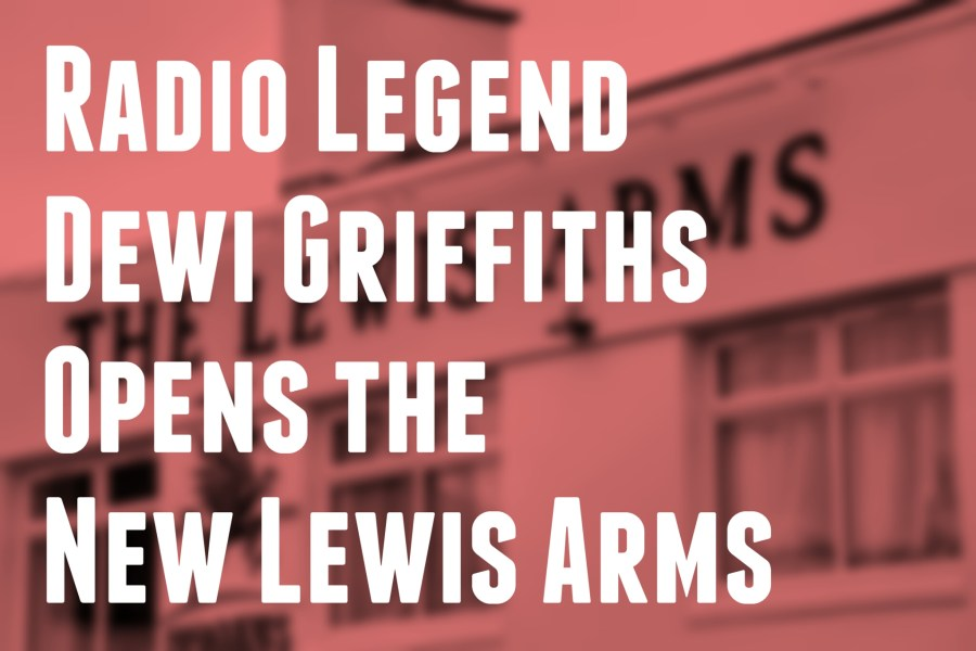 New Lewis Arms header