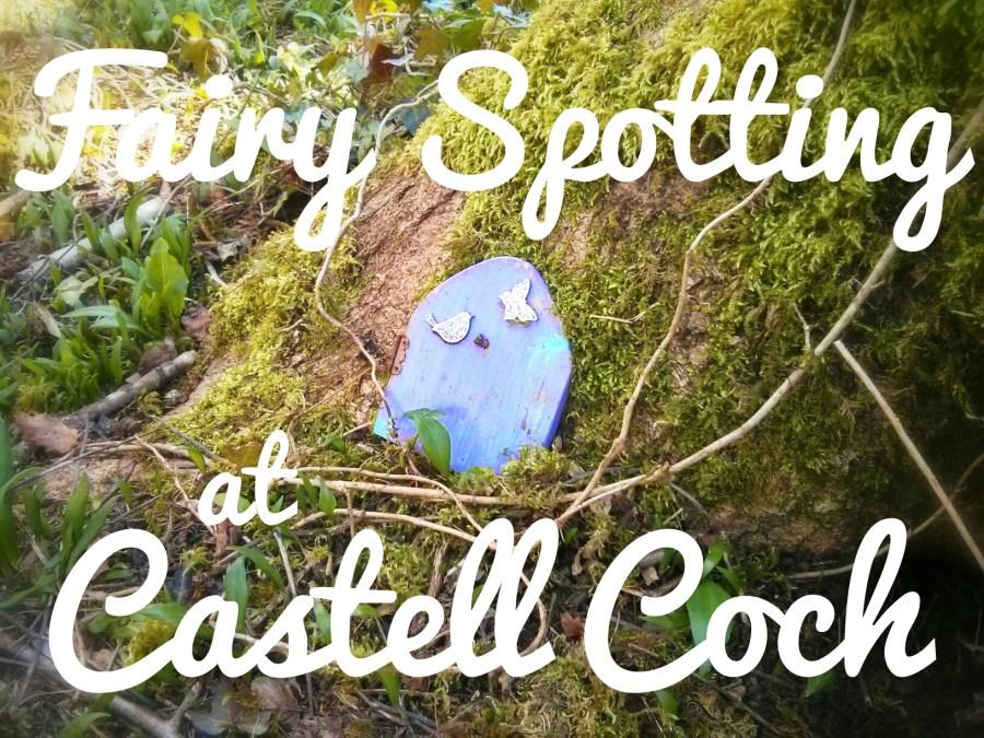 Fairy spotting at Castell Coch