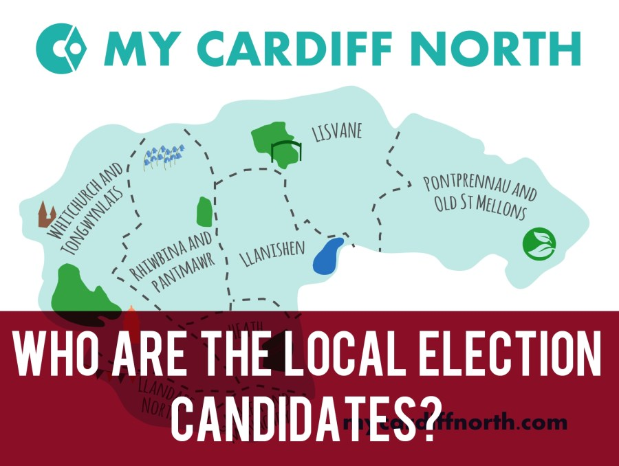 Who are the local election candidates header