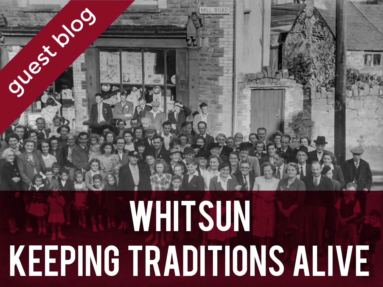 Whitsun Keeping Traditions Alive header