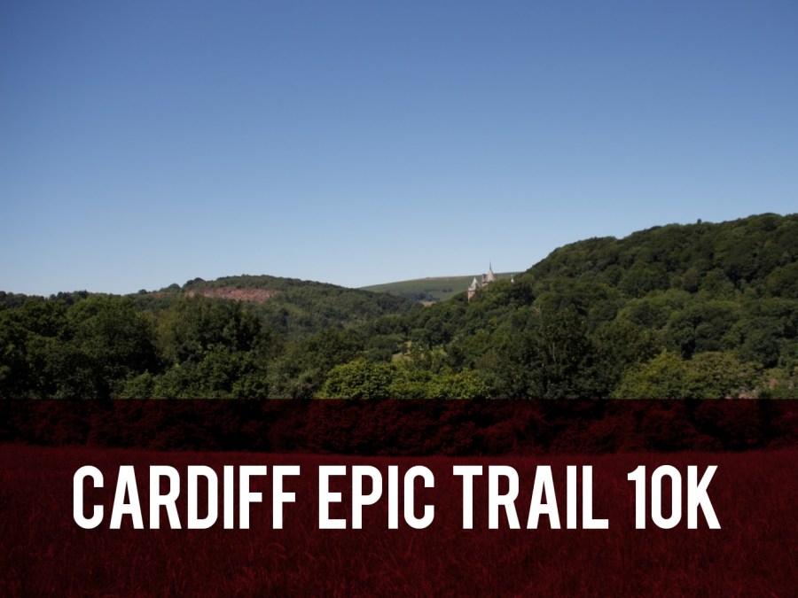 Cardiff Epic Trail 10k header