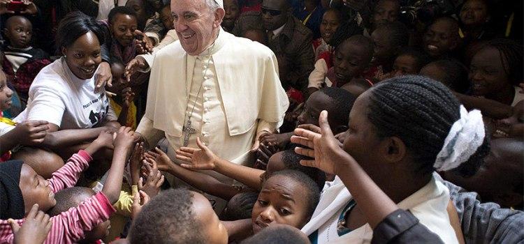 Pope Francis in Kenya 2015