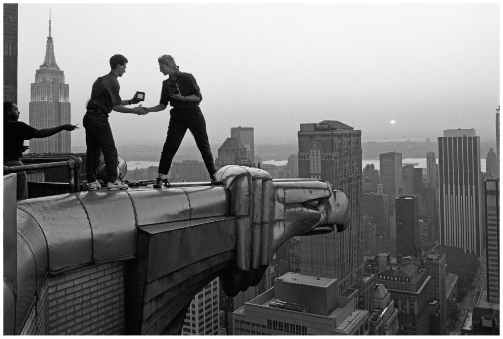 Annie Leibovitz, by  John Loengard
