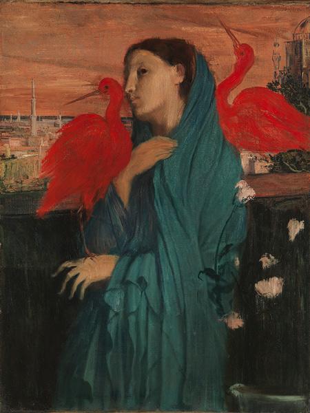 Degas_woman_with_ibis
