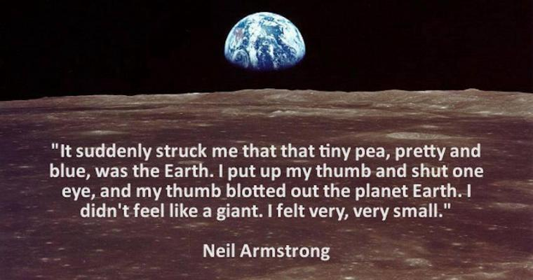 Tiny Pea | Neil Armstrong