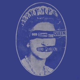 God Save the Queen, cover art 1977 single
