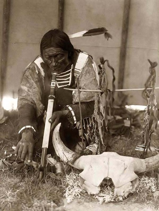 Lakota_man_circle_of_life