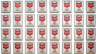 Campbells Soup Cans, MOMA