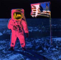 Moonwalk, Warhol 1987