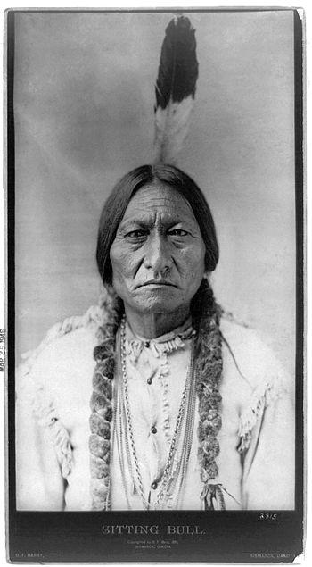 Sitting Bull (c. 1831-1890). Sitting Bull was ...