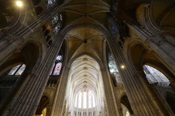 Chartres Cathedral Make-Work Scheme