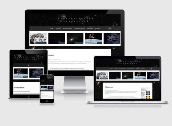 Webseite   Sternenfreunde Burkersdorf