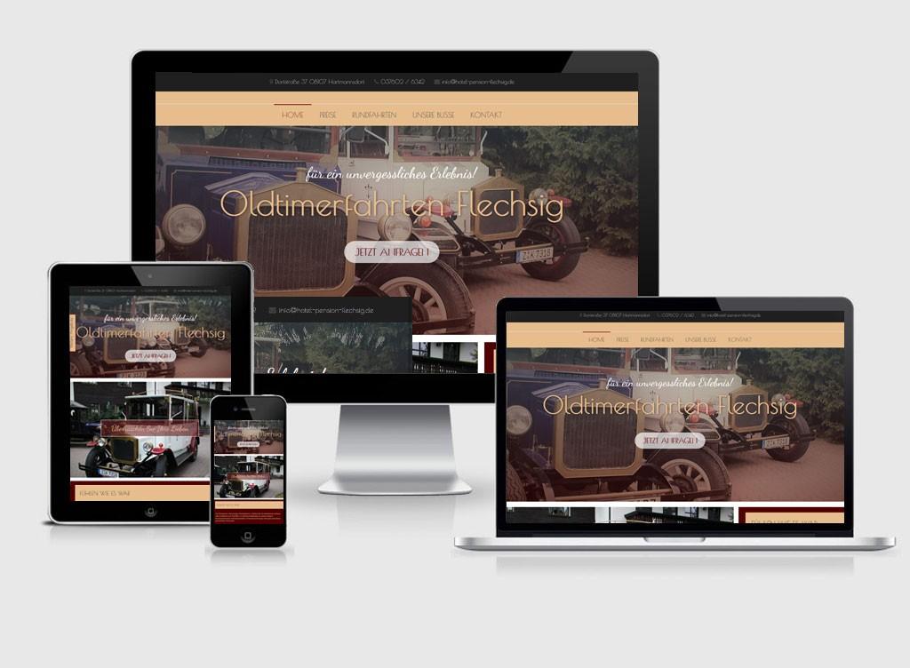 Webseite | Oldtimer Flechsig