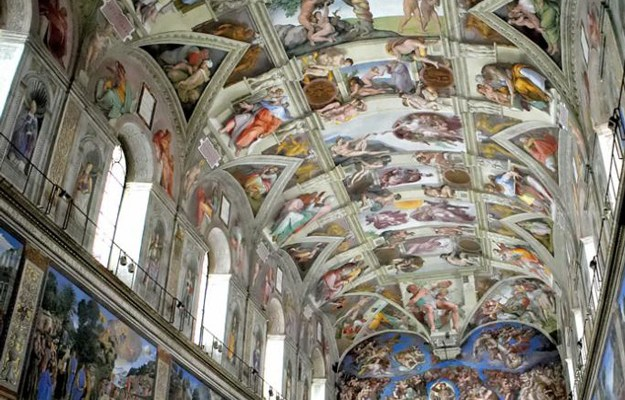 The Vatican Museums & The Sistine Chapel