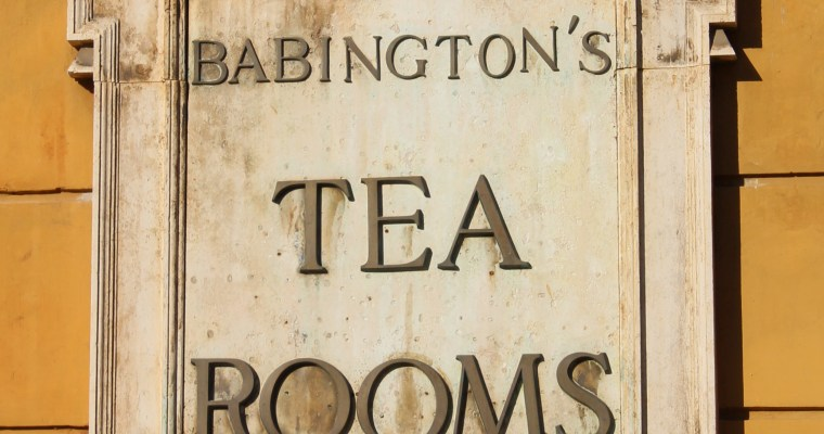 BABINGTONS TEA ROOMS
