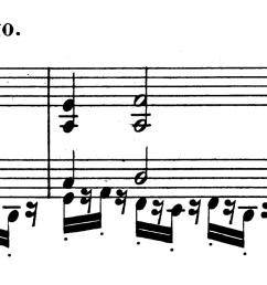 beethoven piano sonata no 2 in a major op 2 no 2 [ 2366 x 748 Pixel ]