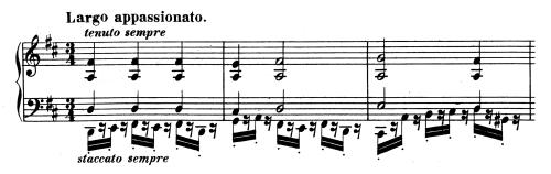 small resolution of beethoven piano sonata no 2 in a major op 2 no 2
