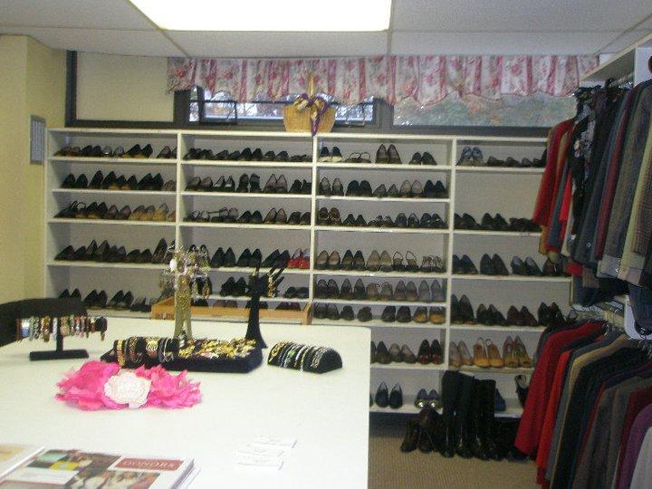 Dress for Success Outreach Boutique