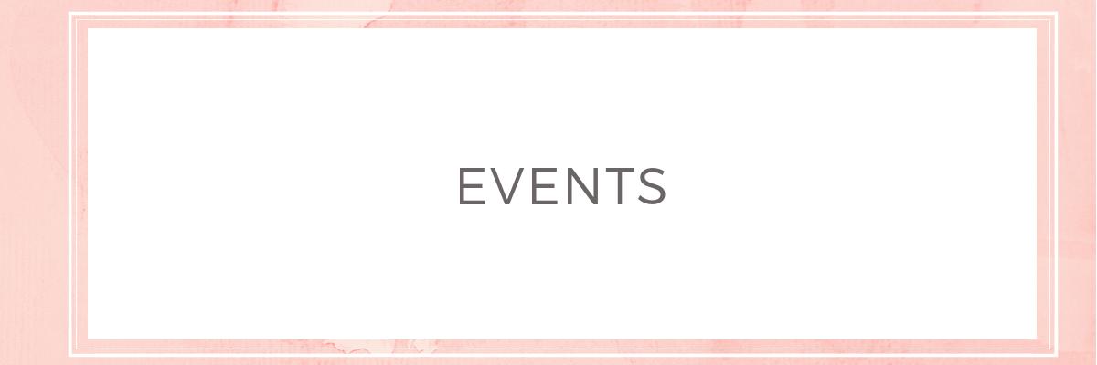 Toni Campbell - Events