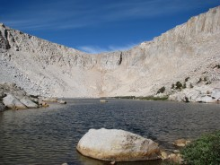 Old Army Pass above Cottonwood Lake #4