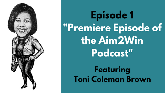 Aim2Win Podcast Introduction Episode 1