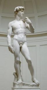 David, Michelangelo, 1504