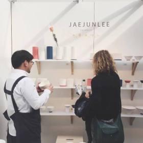Jaejun Lee at Ceramic Art London 2016