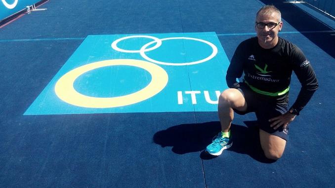 Sexto lugar para Toni Franco en la primera prueba de la Serie Mundial de Paratriatlon en Gold Coast (Australia)