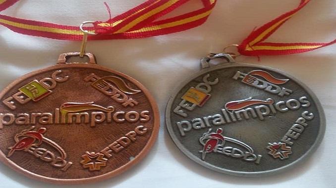 Plata en 800 y Bronce en 5000 en el Campeonato de España de Atletismo en Burgos