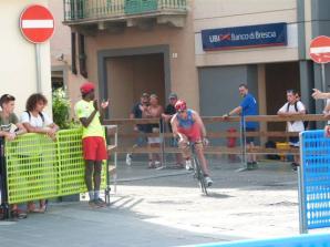 05 Séptimo en la Copa del Mundo de Triatlón en Iseo
