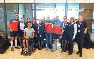 Tercera participación en Edmonton ITU World Paratriathlon Series 2017