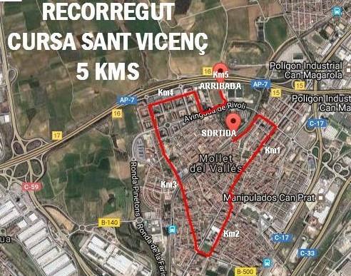 CSV 5km
