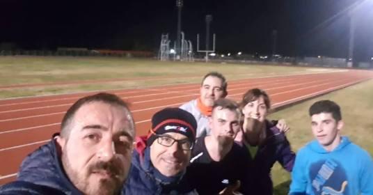 Equipo Running Cross MAE Fitness